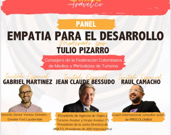 Panel de FENALTUR en Caribe Travel 2020