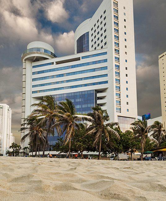 La Terraza Café del Hotel Almirante Cartagena