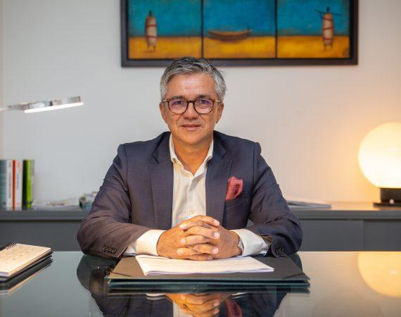 Juan Pablo Franky Presidente de Avia Soluciones Hoteleras
