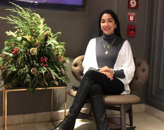 Adriana Leal, gerente general Sofitel Bogotá Victoria Regia