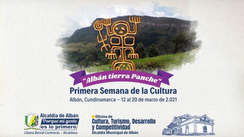 Semana de la cultura  'Albán Tierra Panche'