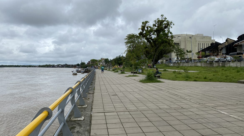 Malecón de Quibdó by ColomiaDeFiesta