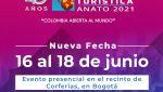#VitrinaANATO2021 nueva fecha