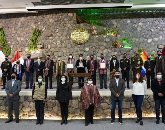 Cusco distinción 'iTRUST City Brand - Marca de Confianza'