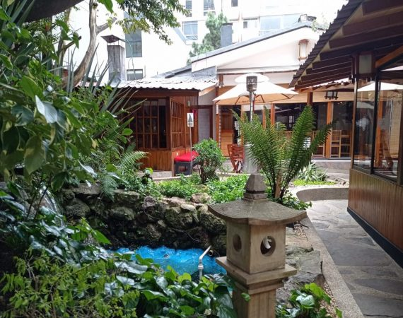 Jardín Hatsuhana Bogotá