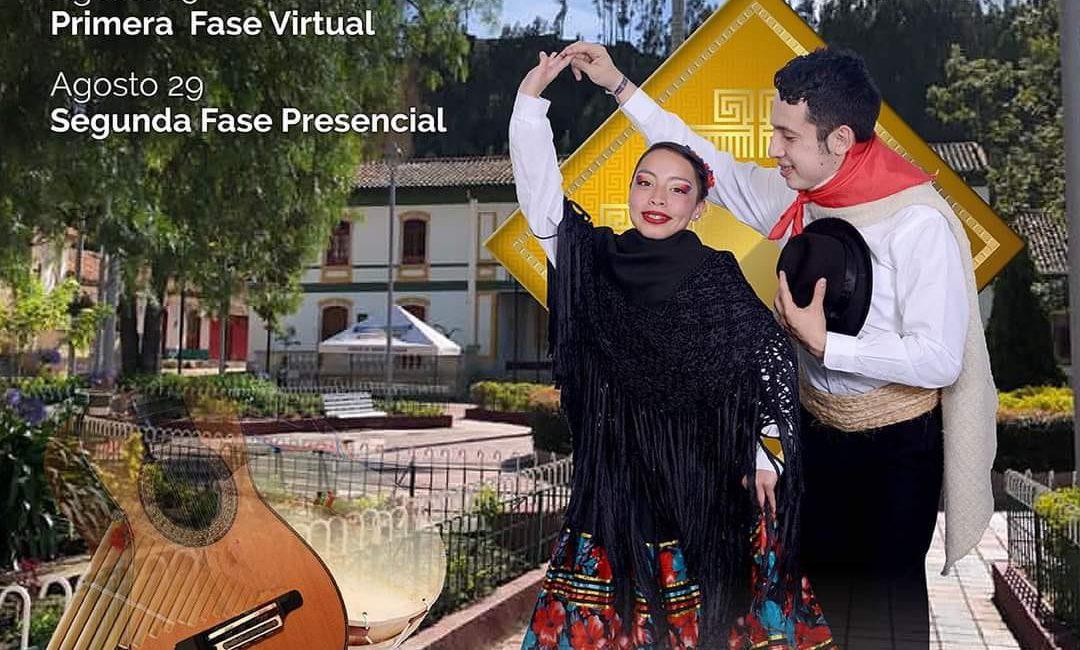 Fetsival de danza andina en Nemocón