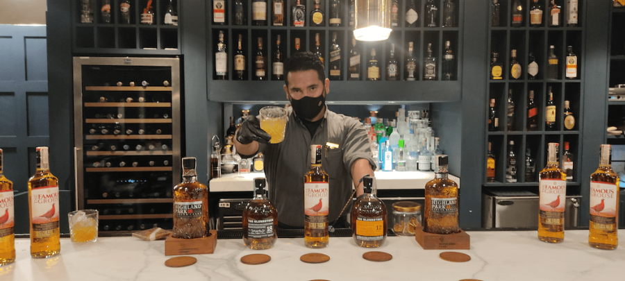 Maestros del Whisky en Sofitel Bogotá Victoria Regia