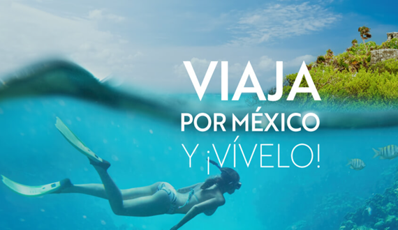 VIAJA por México y vívelo